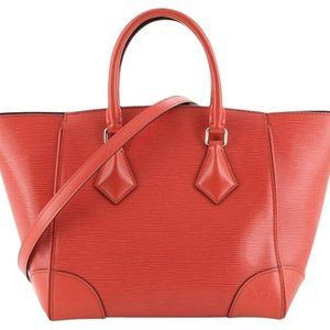 Louis Vuitton Phenix Pm Red Leather #N8556V29